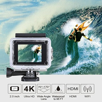 action-cam-4k-wifi OD6000 Gehäuse
