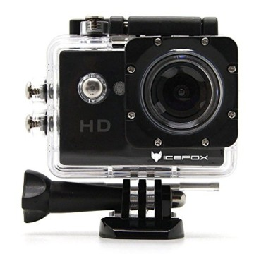 Icefox Action Cam 12 MP 1080P Front