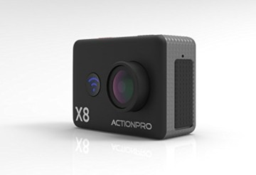 Actionpro x8 Action cam Ansicht