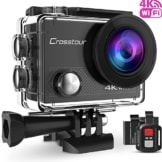 Crosstour Action Cam 4k Groß