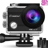 crosstour action cam wifi sports aktion kamera 4k Groß
