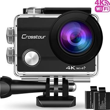 crosstour action cam wifi sports aktion kamera 4k Groß