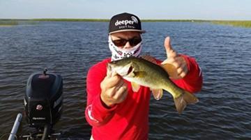 Deeper Fischfinder Kamera nit Fisch