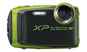 Fujifilm Finepix xp120 Front