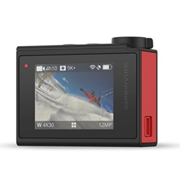 Garmin Virb Ultra Back