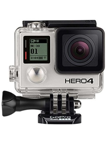Gropro Hero 4 Black Front