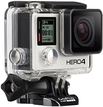 Gropro Hero 4 Black Ansicht