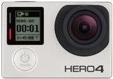 Gropro Hero 4 Silver Front
