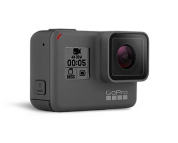 Gropro Hero 5 Black Ansicht