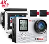 HDCool Action Cam 4k Front