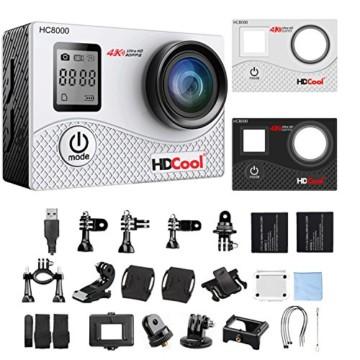 HDCool Action Cam 4k