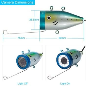 KKmoon Fisch-Finder Kamera