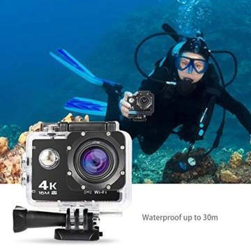 Nextgadget 4k Action cam 30 Meter