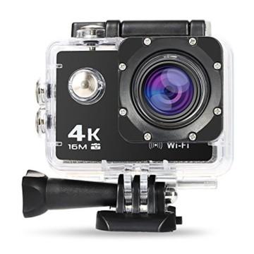 Nextgadget 4k Action cam Front