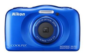 Nikon Coolpix w100 Front