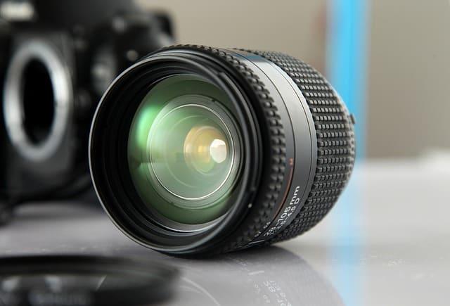 objektiv Kamera