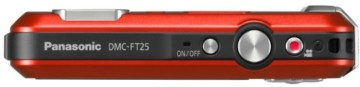 Panasonic DMC ft25eg r Lumix