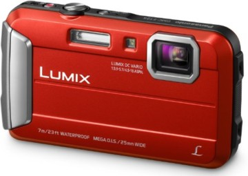 Panasonic DMC ft25eg r Lumix Front
