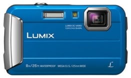 Panasonic Lumix dmc ft30eg Front