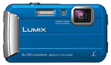Panasonic Lumix dmc ft30eg Front