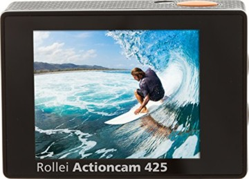 Rollei 425 Display