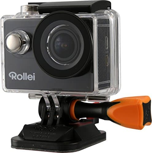 rollei actioncam 425 4k videos bis 25 fps aufnehmen. Black Bedroom Furniture Sets. Home Design Ideas