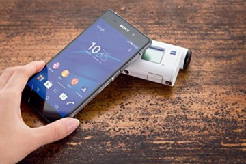Sony fdr x1000 Smartphone