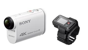 Sony fdr x1000 mit Uhr