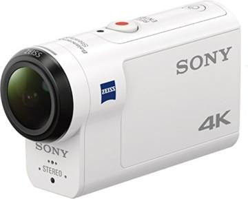 Sony FDR x3000rfdi 4k Front