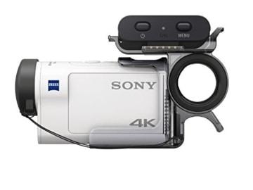 Sony FDR x3000rfdi 4k Montur