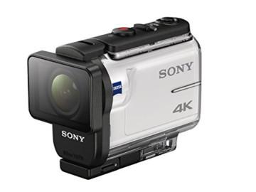 Sony FDR x3000rfdi 4k mit Gehäuse