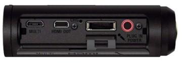 Sony HDR as30vw Anschlüsse