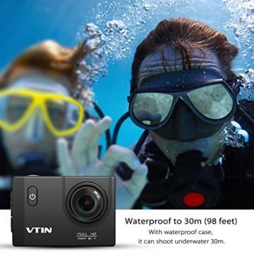 VTIN Action CAM Full HD 30 Meter
