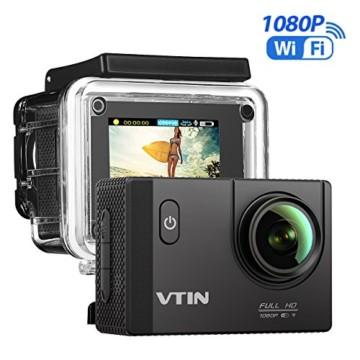 VTIN Action CAM Full HD Front