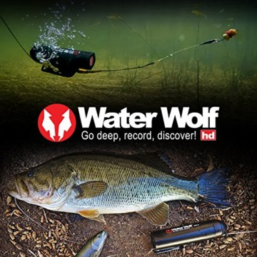 Water Wolf Kamera Angeln Fisch