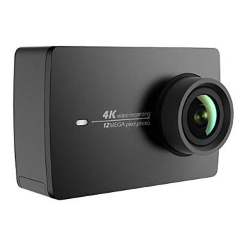 YI 4k Action Kamera Ansicht