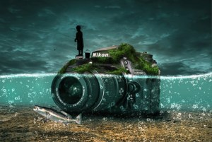 Test Unterwasserkamera