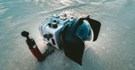 Unterwasserkamera zum Tauchen